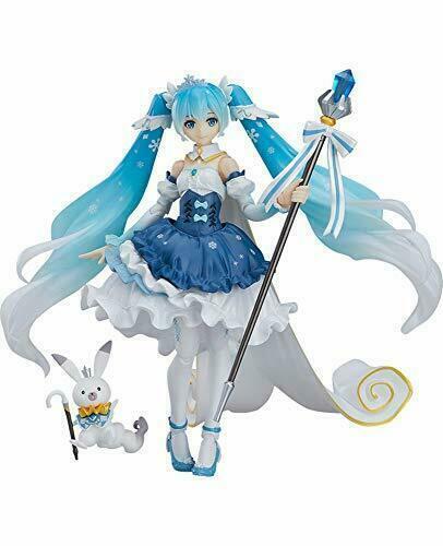 Character Vocal Hatsune Miku snow Miku Snow Princess PVC Figure New In Box