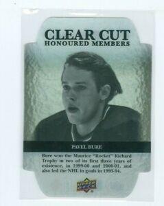 2013-14-CLEAR-CUT-HONOURED-MEMBERS-SP-PAVEL-BURE-VANCOUVER-CANUCKS-84-100