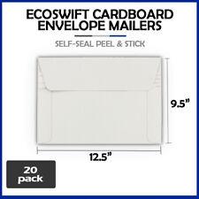 20 125 X 95 Ecoswift Brand Self Seal Ship Photo Cardboard Envelope Mailers