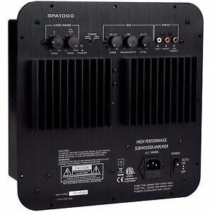 Dayton-Audio-SPA1000-1000W-Subwoofer-Plate-Amplifier