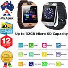Smart Wrist Watch SIM Phone Bluetooth Camera iPhone Android HTC