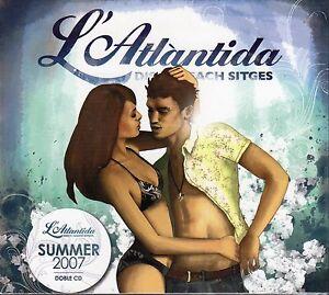L-039-ATLANTIDA-DISCO-BEACH-SITGES-MIXED-BY-DAVID-TORT-amp-SERGIO-B-SUMMER-2007-2-CD-039-s