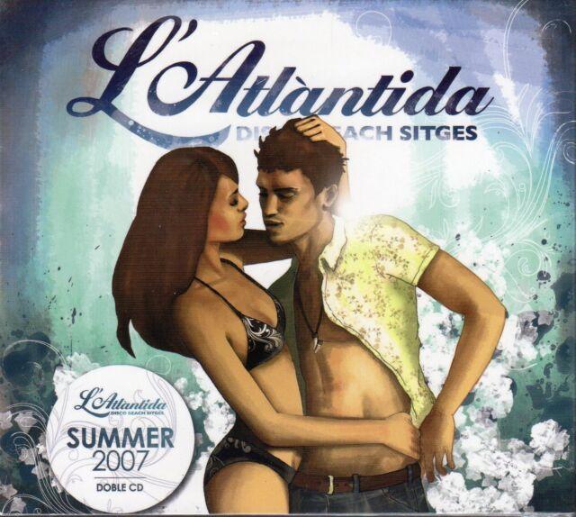 L'ATLANTIDA DISCO BEACH SITGES MIXED BY DAVID TORT & SERGIO B SUMMER 2007 2 CD's