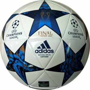 Image is loading Adidas-Original-Champions-League -Match-Ball-Capitano-Replica- 25199ab10cc00