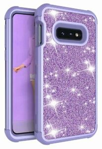 Luxury-Bling-Glitter-hybrid-Rugged-Phone-Case-Cover-For-Samsung-Galaxy-S10-Plus