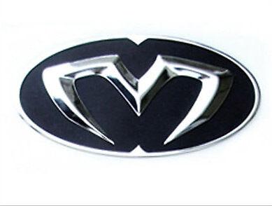 Front Hood Grill Tuning M Emblem L For 07 08 Kia Optima