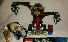 LEGO Monster Fighters The Werewolf (9463) + Minifgures + Instructions
