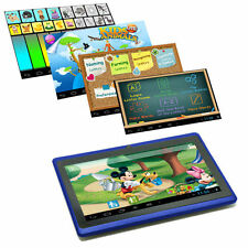 """7"""" Android 4.2 Kids Tablet PC MID for Children Dual Camera 1.5GHz 4GB Blue"""