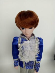 "1//6 Boys//Girl BJD SD Doll Wig Dollfie 6/"" DZ DOD LUTS Bjd Doll Wig Short Wig"