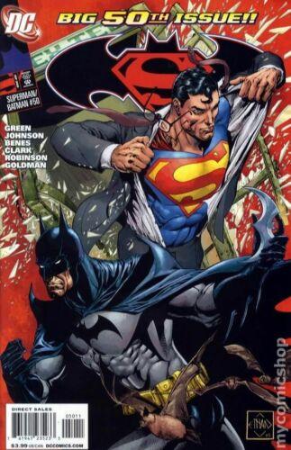 Superman Batman #50A VF 2008 Stock Image