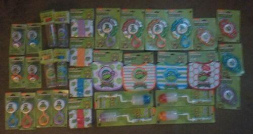Bottles Teenage Mutant Ninja Turtles 32pc Baby Lot Teether, Bibs Pacifier