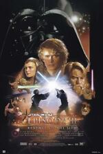 Star Wars Poster Episode 3 Revenge of the Sith - Filmplakat Hochformat 61x91,5cm