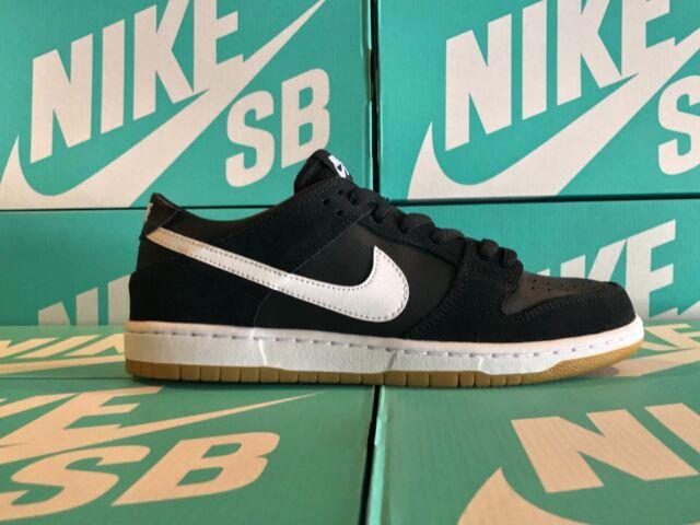best sneakers 86bb6 7dff2 Nike SB Dunk Low Pro ISHOD WAIR 819674 001 SKATEBOARDING BLACK/LT  GRAPHITE-WHITE