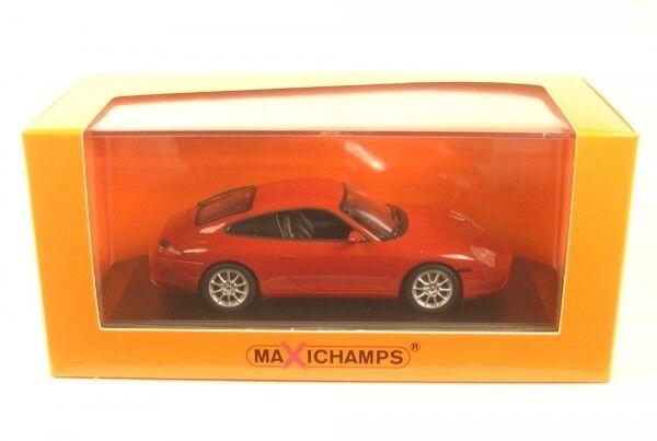 Porsche 911 Carrera Coupe (orange Red Metallic) 2001