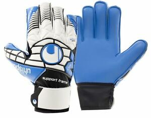 Uhlsport-TW-Handschuh-ELIMINATOR-SOFT-SF-JUNIOR-Fingerschutz-NEU-Top