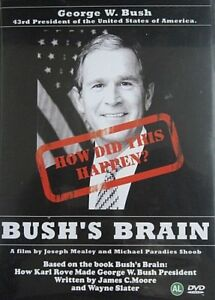BUSH-039-S-BRAIN-DVD