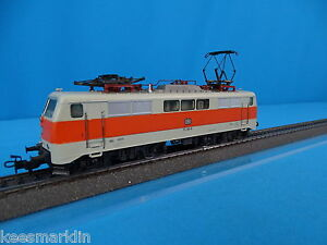Marklin-3155-DB-Electric-Locomotive-Br-111-Ivory-Orange