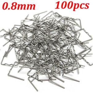 100-500pz-Graffette-Per-paraurti-fari-saldatura-plastica-auto-riparare
