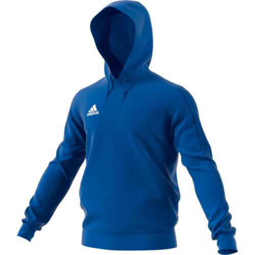 cappuccio Adidas blu e Felpa 17 Tiro Felpa cappuccio bp6100 cotone con con 70vwCHqnT