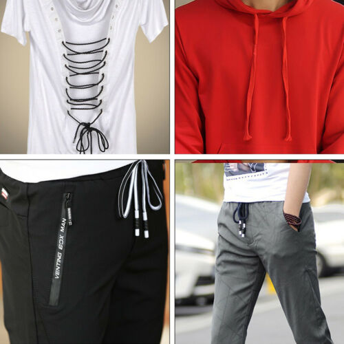 Multi-functional Polyester Drawstring Replacement Pants /& Shoe Laces String
