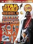 Star Wars Rebels Ultimate Sticker Collection: Deadly Battles by DK (Paperback, 2016)