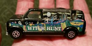 Vintage-1970-039-s-Yatming-Witch-Hunt-Ford-Econoline-Van-1501-Made-in-Hong-Kong