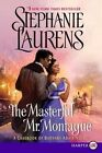 The Masterful Mr. Montague by Stephanie Laurens (Paperback / softback, 2014)