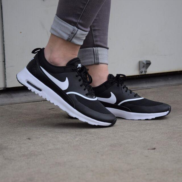 Nike Nike Air Max Thea 599409 028 SchwarzWeiß Schuhe