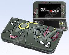 New Nintendo 3DS XL Skin Vinyl Decal Sticker - Pokemon Shiny Rayquaza Emerald 2