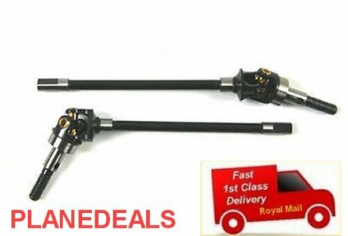 GDS RACING SUPER WIDE ANGLE Driveshaft XVD FOR AXIAL SCX10 II