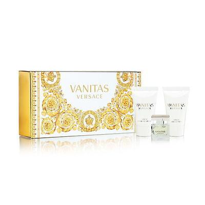 Versace Mini - Set - Versace Vanitas: For Women 4.5ml Mini + 25ml SG + 25ml BL