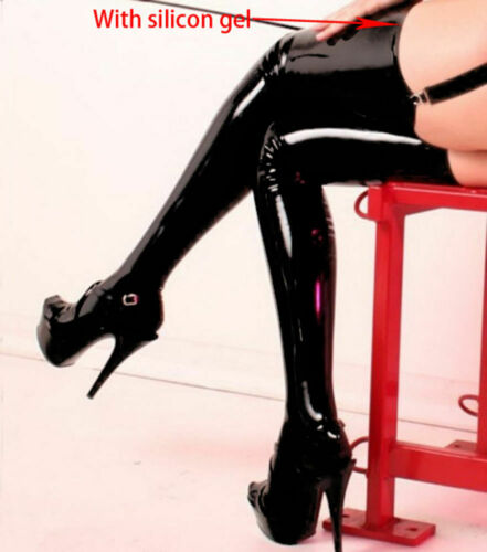 Frauen Schenkel Hoch Strümpfe Panty Strumpfhose Socken Legging-Strümpfe Freizeit