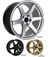 "ENKEI T6S 17x8"" TUNING SERIES Wheel Wheels 5x100/112/114.3 ET35/40/45"
