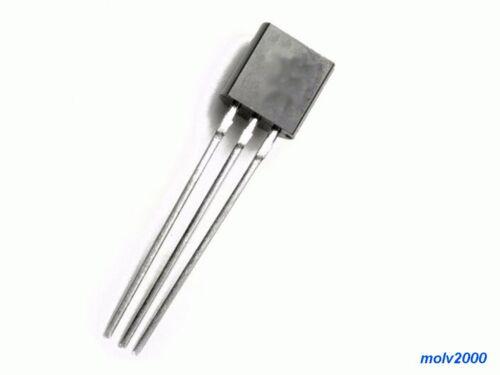 TRANSISTOR TO-92 10x Transistor BC547B BC547 547 NPN 45V 0,1A 0.1A