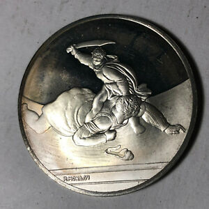 David-and-Goliath-The-Genius-of-Michelangelo-1-26oz-Sterling-Silver-Medal