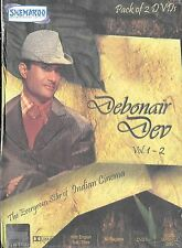 DEBONAIR DEV 2 DISCS - VOL 1 & 2 BOLLYWOOD MUSIC DVD - FREE UK POST