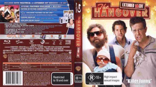 1 of 1 - The Hangover (Blu-ray, 2009)