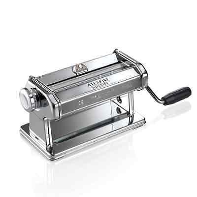 MARCATO Atlas 180 mm ROLLER Nudelmaschinen Ausrollmaschine Pasta Lasagne Maker