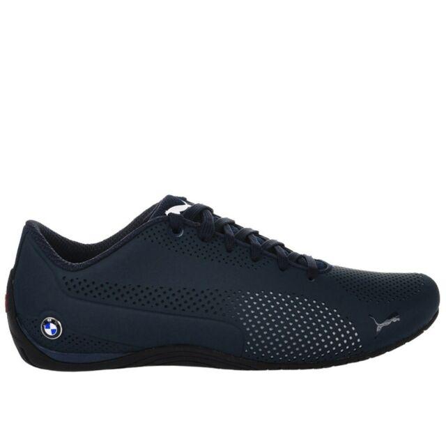 BMW 30488202 Navy Blue Halfshoes Us11