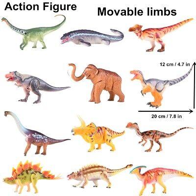 "10/"" Mosasaurus Dinosaur Educational Toy Figure Christmas Gift"