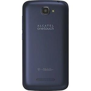 Alcatel One Touch Fierce 2 4GB 7040T T-Mobile Smartphone Navy Blue