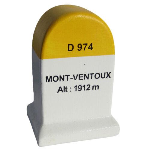 Mont Ventoux Road Marker Model Cycling Souvenirs Tour de France Souvenir