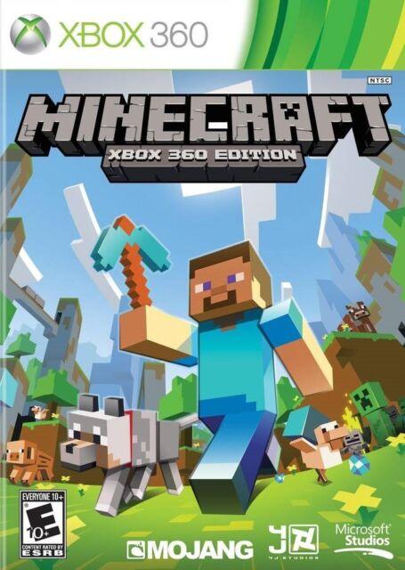 Minecraft - Xbox 360 Edition - Xbox 360 Game