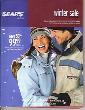 SEARS WINTER SALE CATALOG FOR CANADIAN MARKET-VINTAGE 2005