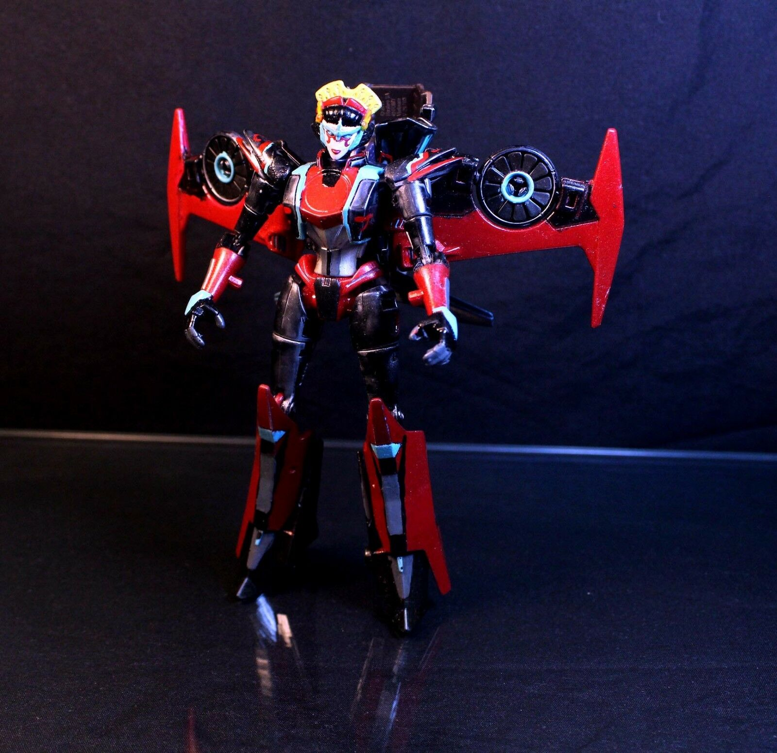 CUSTOM Transformer Robots in Disguise Windblade