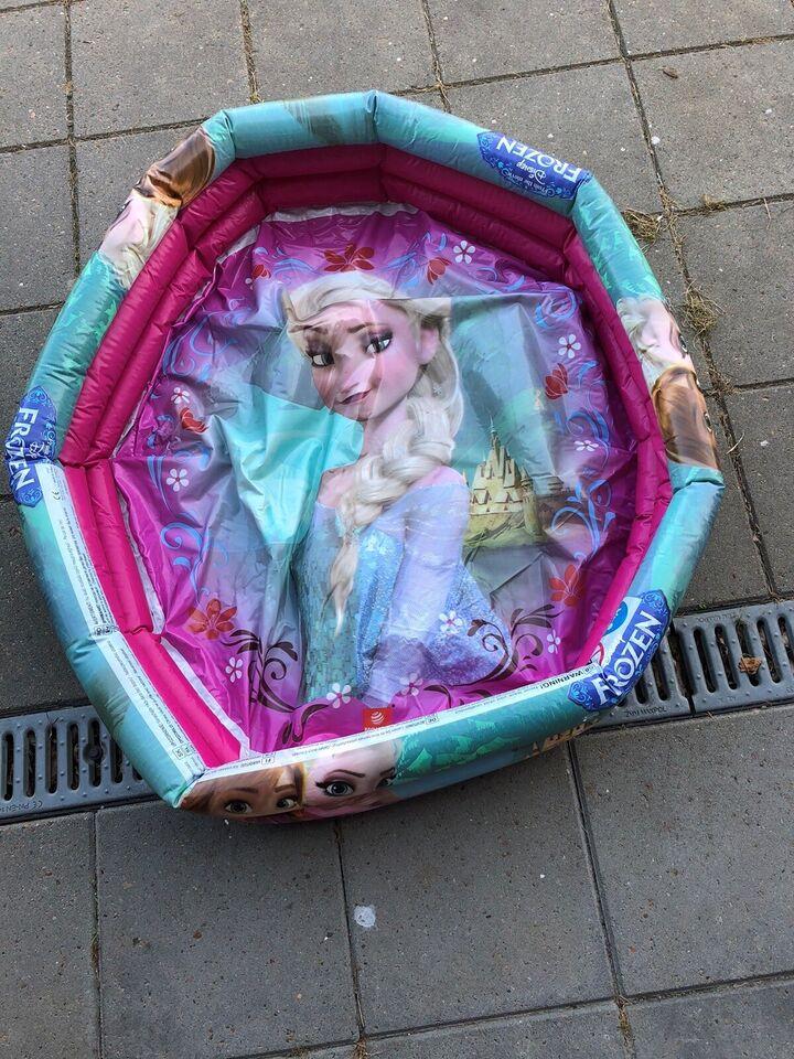 Badelegetøj, Badebassin, Frozen