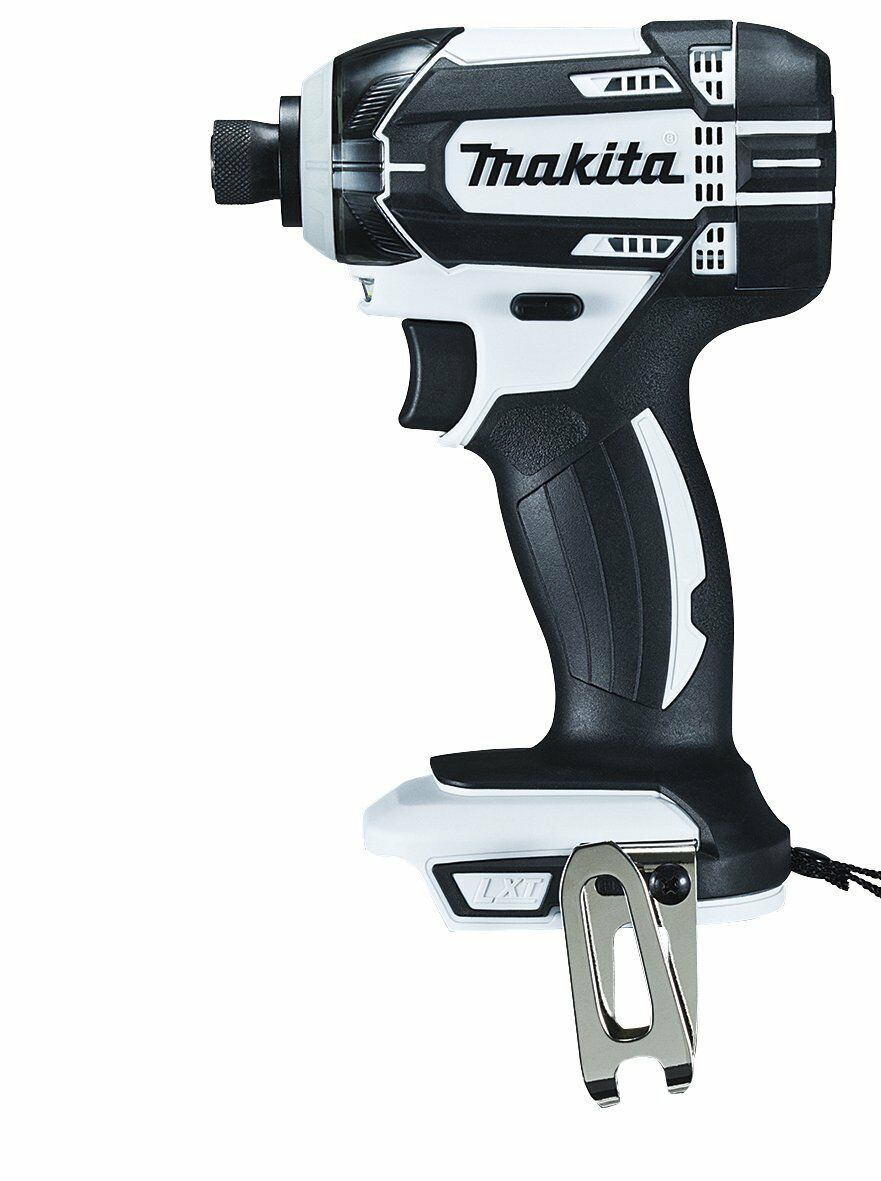 Makita Rechargeable Impact Driver 18V Weiß Body Body Body Only TD149DZW f6f022