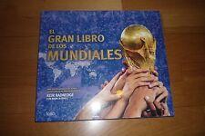 EL GRAN LIBRO DE LOS MUNDIALES.EDITORIAL FOLIO 2002 NUEVO.