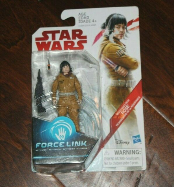 Hasbro Star Wars NEW * Rose * Tech Force Link 3.75-Inch Action Figure Toy