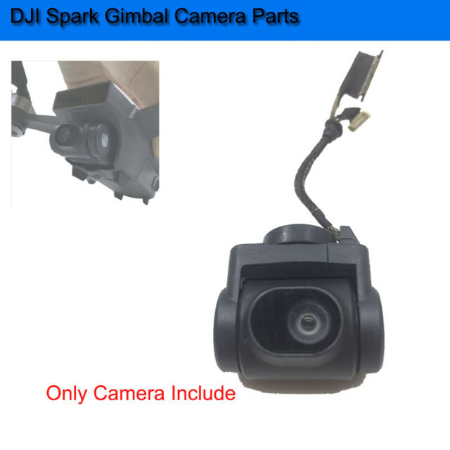 1080P Gimbal Camera w/ Signal Cable Protector For DJI Spark Drone Quadcopter RC